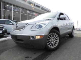 Used 2011 Buick Enclave CXL LEATHER/REAR CAMERA for sale in Concord, ON