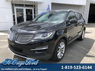 Used 2017 Lincoln MKC Sélect, Navigation for sale in Shawinigan, QC
