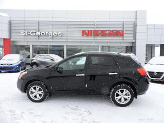 Used 2010 Nissan Rogue Traction avant 4 portes SL for sale in St-Georges, QC