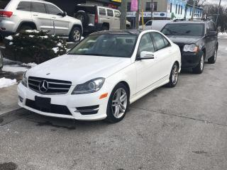Used 2014 Mercedes-Benz C-Class 4dr Sdn C 300 4MATIC for sale in Scarborough, ON