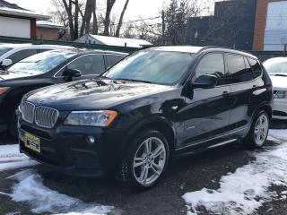 Used 2013 BMW X3 AWD 4dr 35i for sale in Scarborough, ON