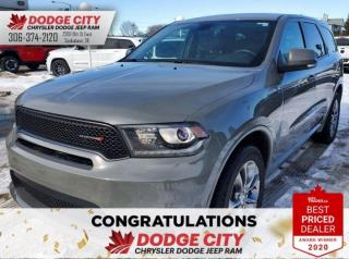 Used 2019 Dodge Durango GT | AWD, AC, B/U Cam, Htd. Seats for sale in Saskatoon, SK