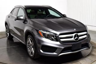 Used 2017 Mercedes-Benz GLA GLA250 4 MATIC CUIR TOIT PANO NAV MAGS for sale in Île-Perrot, QC