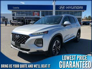 New 2020 Hyundai Santa Fe 2.0T AWD Ultimate Auto for sale in Port Hope, ON