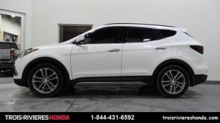 Used 2017 Hyundai Santa Fe SPORT + 2.0T LTD + AWD ! for sale in Trois-Rivières, QC