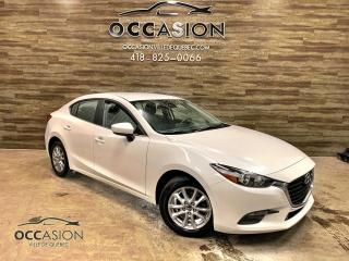 Used 2017 Mazda MAZDA3 Berline à 4 portes, boîte automatique GS for sale in Ste-Brigitte-de-Laval, QC