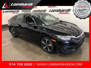 Used 2018 Honda Civic TOURING|NAV|CUIR|TOIT| for sale in Montréal, QC