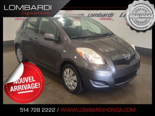 Used 2011 Toyota Yaris LE|HAYON|AUTOMATIQUE| for sale in Montréal, QC