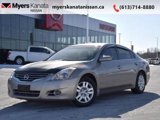 Used 2011 Nissan Altima 2.5 S  -  Power Windows -  Power Doors for sale in Kanata, ON