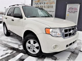 Used 2010 Ford Escape **XLT,BAS KILO,AUTO,MAGS,A/C, for sale in Longueuil, QC