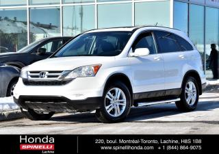 Used 2011 Honda CR-V EX FWD MAGS TOIT OUVRANT BAS KM FWD*MAGS*TOIT*MARCHE PIEDS*++ for sale in Lachine, QC