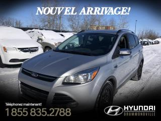 Used 2014 Ford Escape SE + NAVI + CAMERA + MAGS + A/C + CRUIS for sale in Drummondville, QC