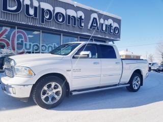 Used 2016 RAM 1500 Cabine multiplaces 4RM, 149 po Laramie for sale in Alma, QC