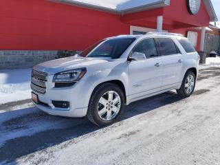 Used 2016 GMC Acadia Denali for sale in Cornwall, ON