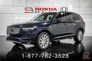 Used 2016 Volvo XC90 INSCRIPTION + T6 + AWD + WOW! for sale in St-Basile-le-Grand, QC