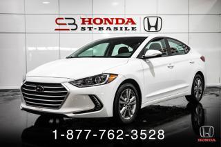Used 2017 Hyundai Elantra GL + GARANTIE + AUTO + A/C + WOW! for sale in St-Basile-le-Grand, QC
