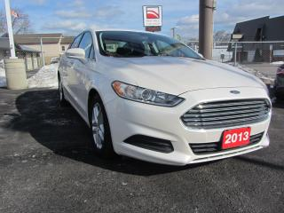 Used 2013 Ford Fusion SE for sale in Hamilton, ON