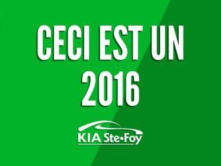 Used 2017 Kia Soul EV LUXE *CECI EST UN 2016 for sale in Québec, QC
