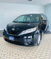 Used 2017 Toyota Sienna LE 8 PASSENGER for sale in Brampton, ON