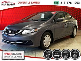 Used 2015 Honda Civic EX *CECI EST UN 2015 for sale in Québec, QC