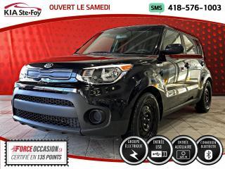Used 2016 Kia Soul LX *CECI EST UN 2017 for sale in Québec, QC
