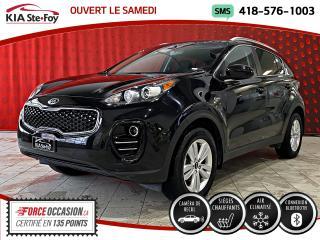 Used 2018 Kia Sportage LX *AWD *CECI EST UN 2019 for sale in Québec, QC