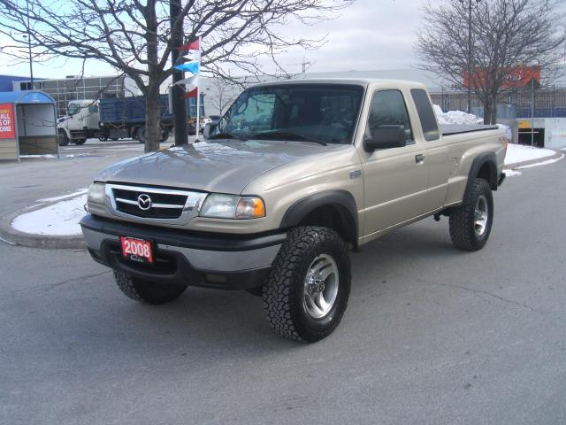 2008 Mazda B-Series SE 4X4 5 SPEED