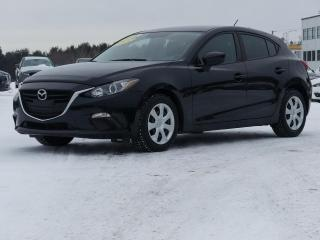 Used 2016 Mazda MAZDA3 Sport GX 5 portes AUTOM. A/C, 61$/sem taxes in for sale in St-Georges, QC