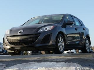 Used 2011 Mazda MAZDA3 Sport GX AIR CLIM., 37$/sem taxes inc. for sale in St-Georges, QC