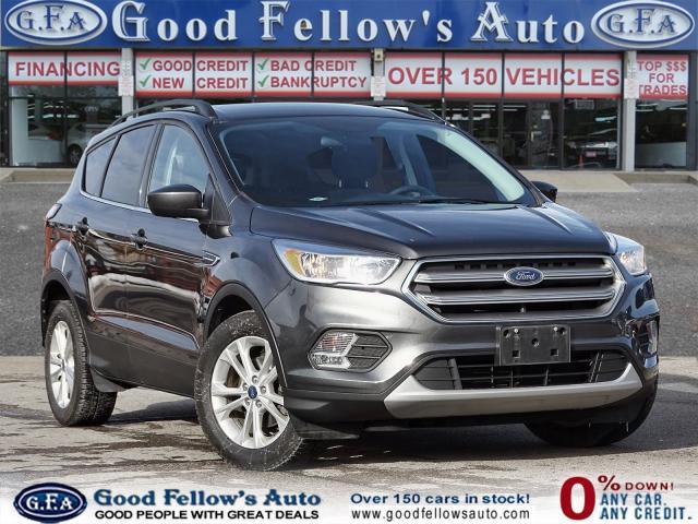 2017 Ford Escape SE MODEL, 1.5L ECO, REARVIEW CAMERA, HEATED SEATS
