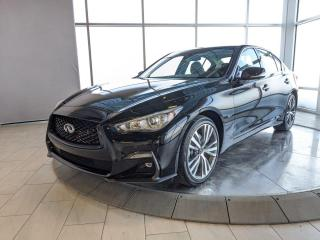 New 2020 Infiniti Q50 3.0t Signature Edition ProASSIST for sale in Edmonton, AB