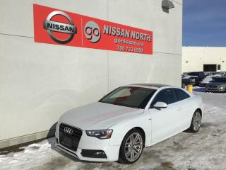 Used 2016 Audi A5 Technik plus 2dr AWD quattro Coupe for sale in Edmonton, AB