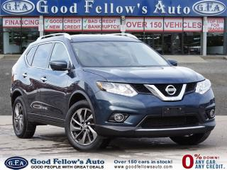 Used 2016 Nissan Rogue SL MODEL, 2.5L 4CYL, AWD, 360 DEGREE CAMERA, NAVI for sale in Toronto, ON