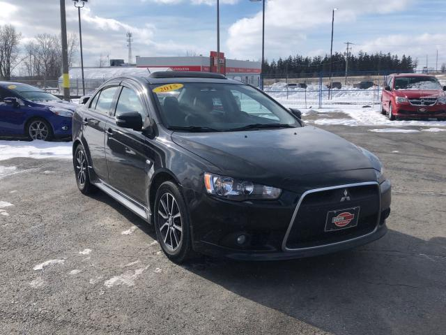 2015 Mitsubishi Lancer GT*AWC*4WD*LOADED