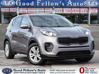 Used 2017 Kia Sportage LX MODEL, 2.4L 4CYL, SATELLITE RADIO SIRUIS for sale in Toronto, ON