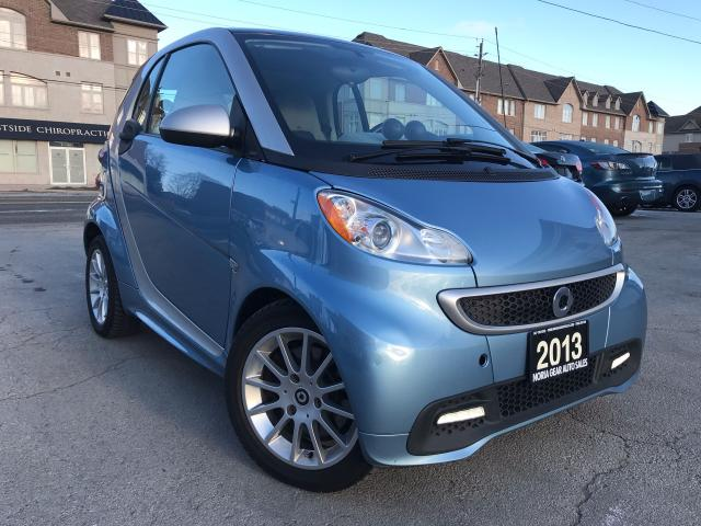 2013 Smart fortwo Accident free|Leather|Sunroof|Low KM