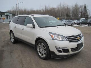 Used 2014 Chevrolet Traverse 1LT for sale in Thunder Bay, ON