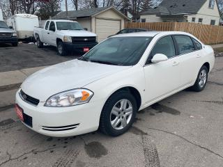 Used 2008 Chevrolet Impala LS for sale in Hamilton, ON