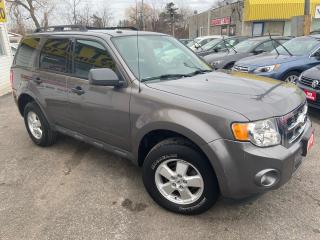 Used 2010 Ford Escape XLT/ PWR GROUP/ CRUISE/ TILT/ ALLOYS/ LOADED! for sale in Scarborough, ON