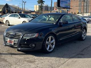 Used 2012 Audi A5 2.0L Premium for sale in Scarborough, ON