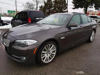 Used 2011 BMW 5 Series 550i for sale in Scarborough, ON