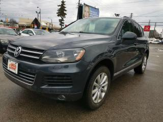 Used 2011 Volkswagen Touareg HIGHLINE for sale in Scarborough, ON