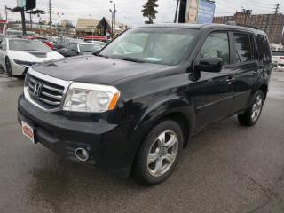 Used 2012 Honda Pilot EX-L for sale in Scarborough, ON