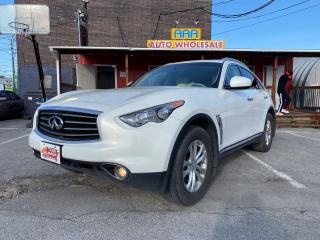 Used 2013 Infiniti FX37 Premium for sale in Scarborough, ON