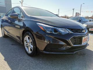 Used 2016 Chevrolet Cruze LT for sale in Scarborough, ON