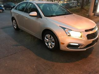 Used 2015 Chevrolet Cruze LTD,$4300,B/CAM,SAFETY+3YEARS  WARRANTY INCLUDEDY for sale in Toronto, ON