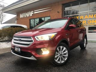 Used 2019 Ford Escape SEL Panoramic Sunroof R. Cam Heated Seats Certi* for sale in Concord, ON