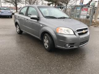 Used 2008 Chevrolet Aveo $3488,AUTO,85KM,SAFETY+3YEARS WARRANTY INCLUDED for sale in Toronto, ON