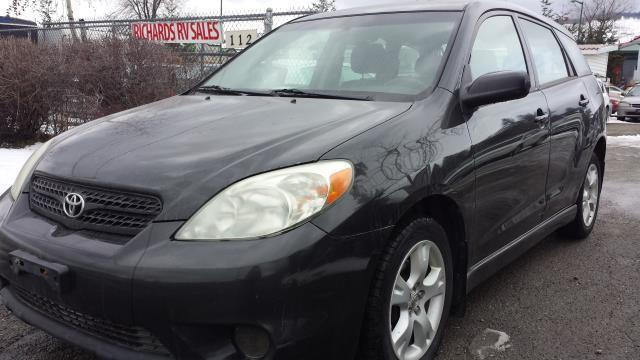 2005 Toyota Matrix XR 2WD