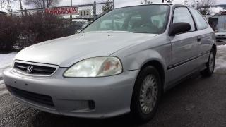 Used 2000 Honda Civic CX HATCHBACK for sale in West Kelowna, BC